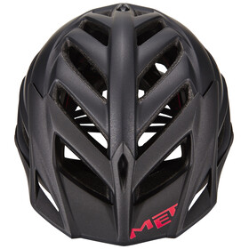 MET Terra Helm matt black/red